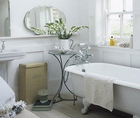 Dreamy Little Bathrooms Part 1 Classic White 171 Covet Living