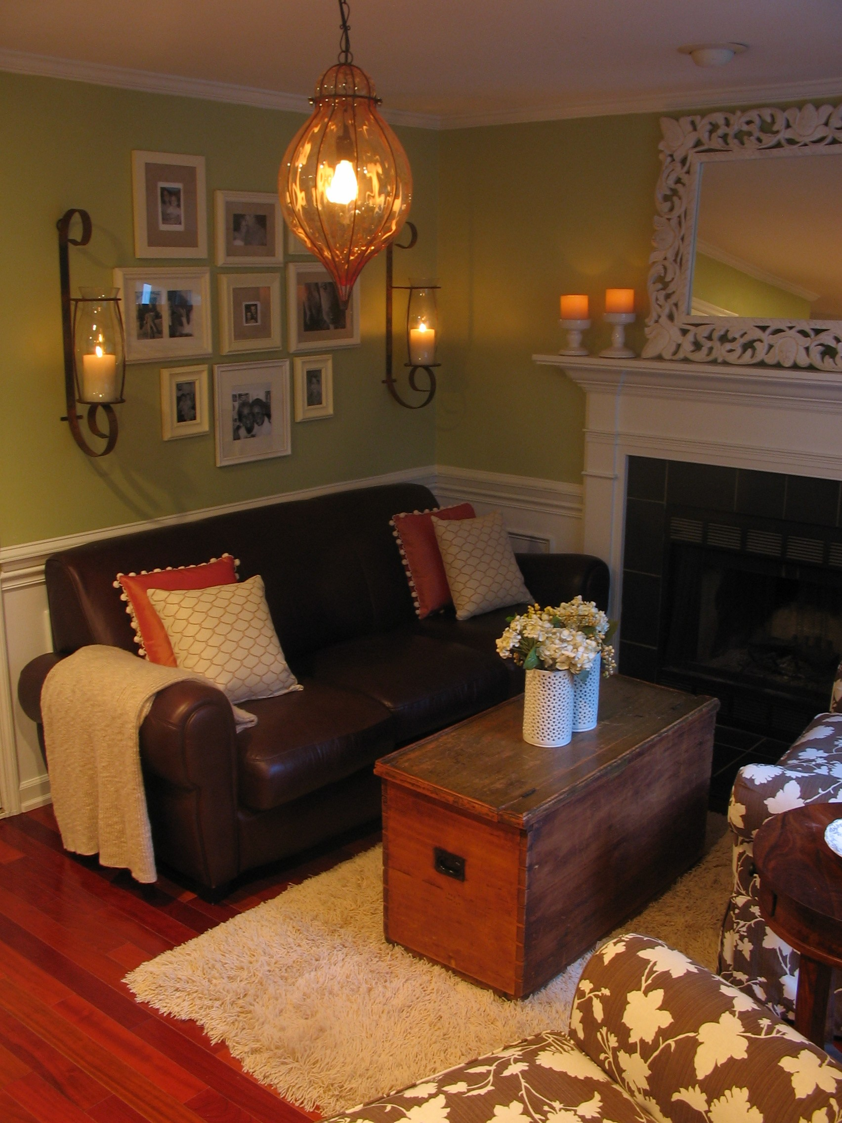 Warm And Cozy Dining Room Moodboard: INTERIOR DESIGN SERVICES « Covet Living