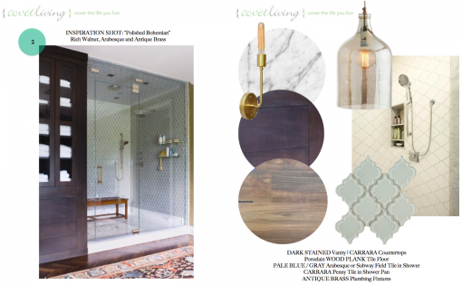 Bath - Polished Bohemian - Covet Living