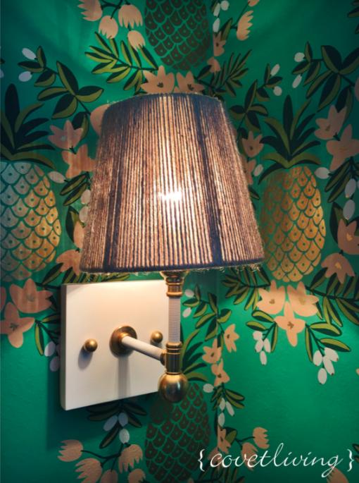 Piper Sconce - Detail - Covet Living Interiors