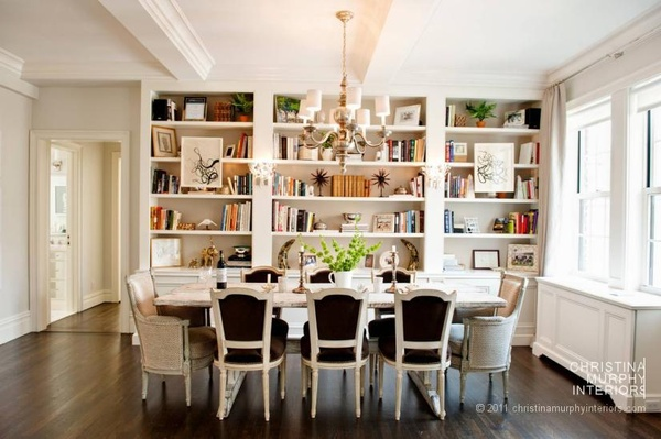 Christina Murphy Interiors. Dining Room Of California Designer ...