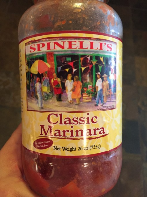 Spinelli's Marinara | Best Marinara Sauce Ever
