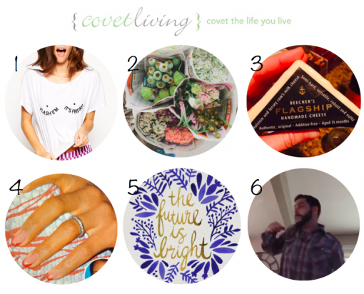 6 Things for Your Weekend | Covet Living