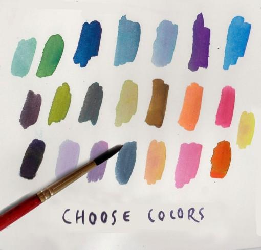 AERIN Lauder colors