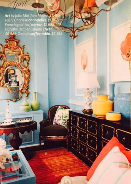 Perfect Blue | Covet Living