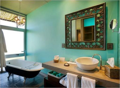 Pool Aqua Color Palette | Covet Living via Rue Mag