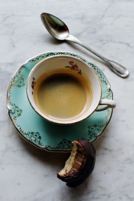Turquoise Teacup | Covet Living