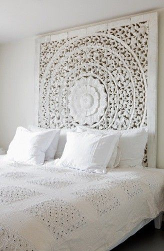 Amazing Headboard // Currently Loving // Covet Living
