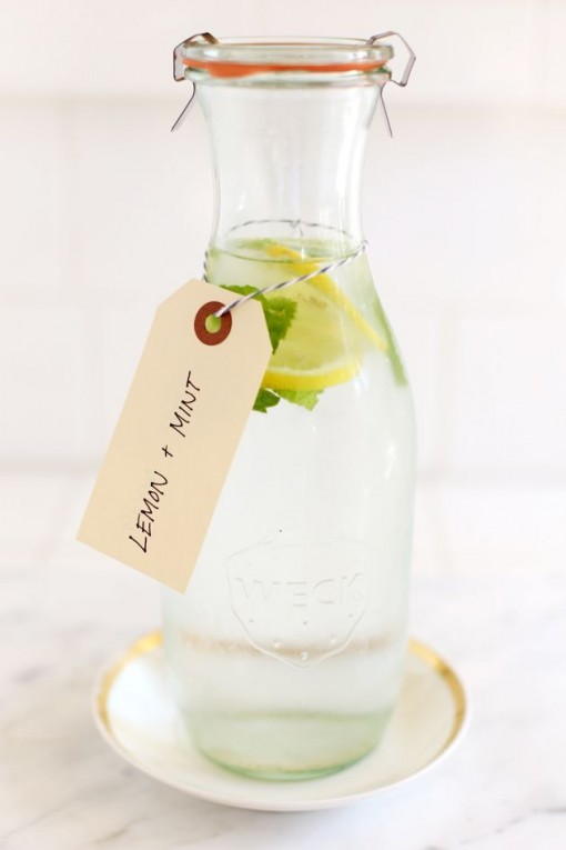 Lemon Water :: Currently Loving :: Covet Living