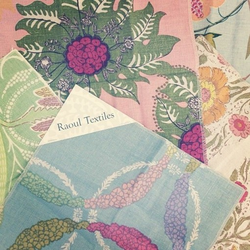 Raoul Textiles :: Currently Loving :: Covet Living