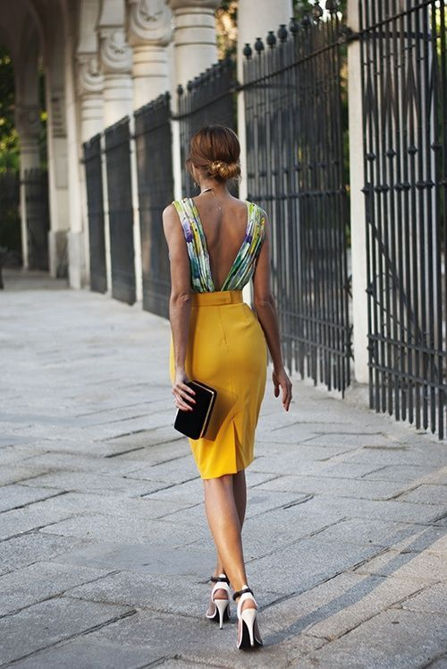 Yellow Dress :: Currently Loving :: Covet Living