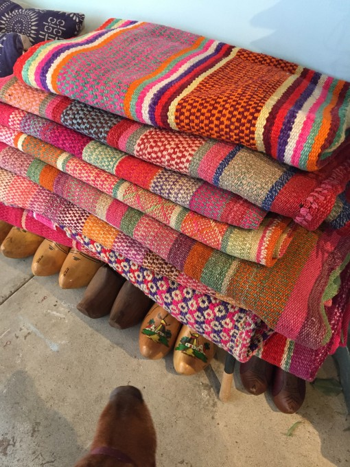 Bolivian Blankets, Solo | Covet Living