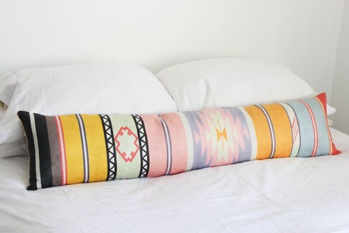 Adana Extra Long Pillow | Covet Living