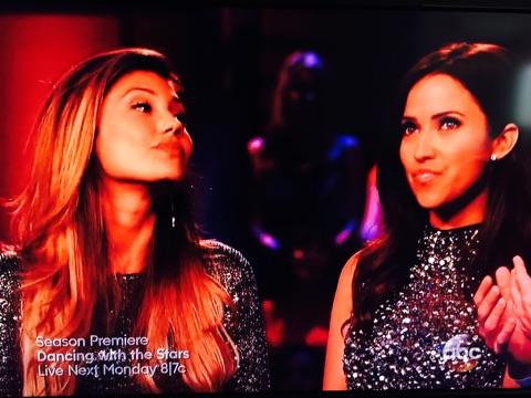 Britt and Kaitlyn