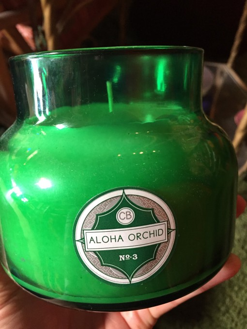Aloha Orchid Candle