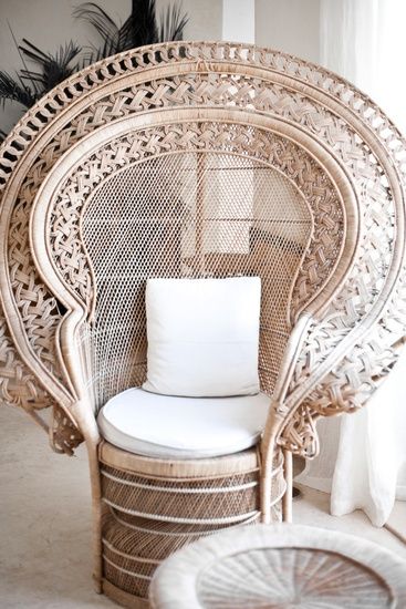 Perfect Wicker Chair | Covet Living