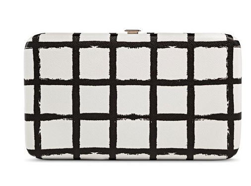 White clutch from Target