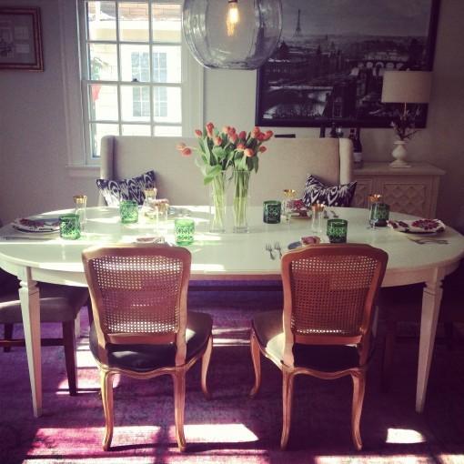 Columbus Dining Room
