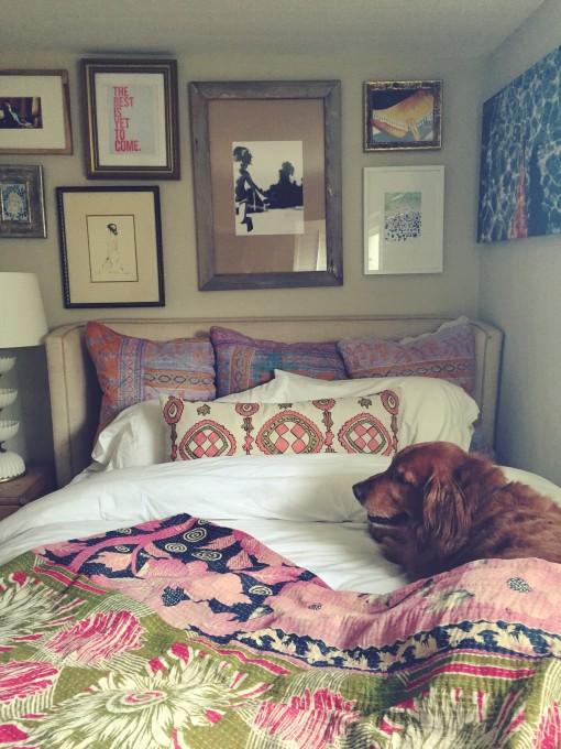 Steph's Cali Bedroom | Covet Living
