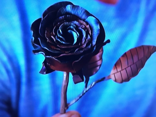 welded rose