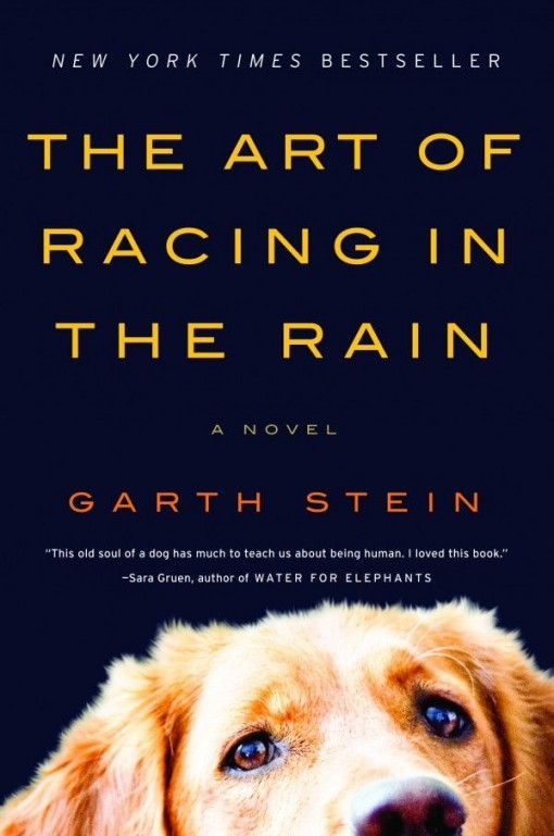 The Art of Racing in the Rain by Garth Stein | Summer Reading List | Covet Living