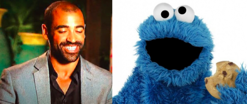 ian cookie monster
