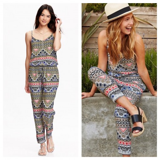 Old Navy | Cami Jumpsuit | Covet Living