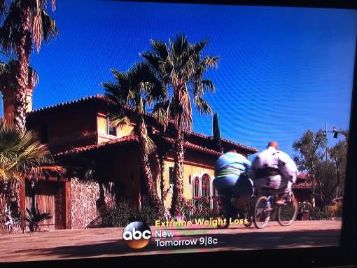 sumo on bike
