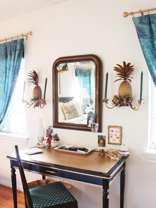 Pineapple Sconces | Covet Living