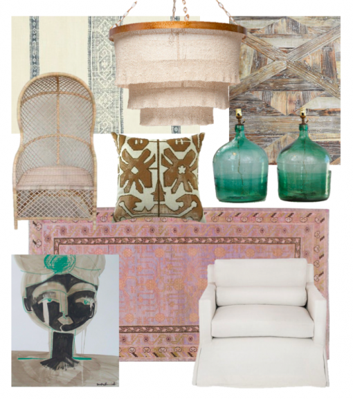 Refined Boho Chic, Stephanie Ballard | Covet Living