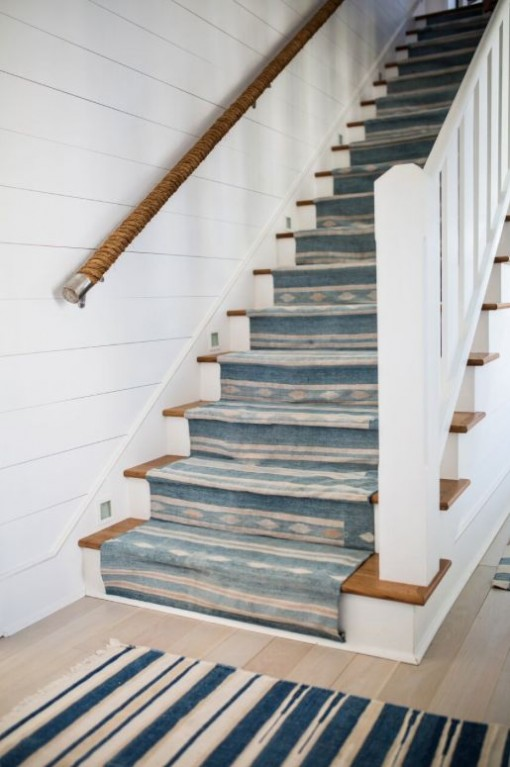 Stair Runner Coastal Living | Covet Living