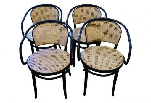Thonet Chairs via Chairish | Covet Living