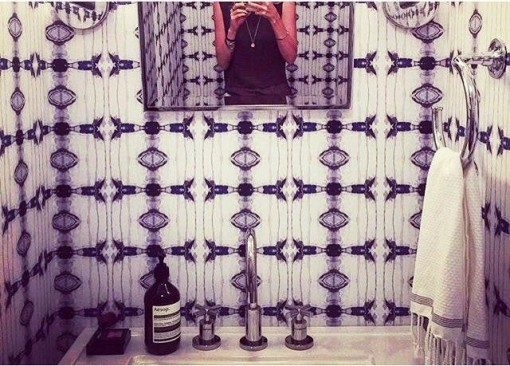 Eskayel Powder Room | Covet Living