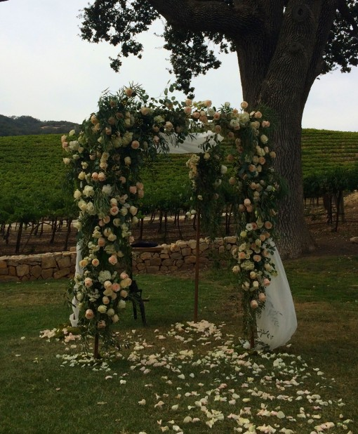 Wine Country Wedding Weekend | Covet Living