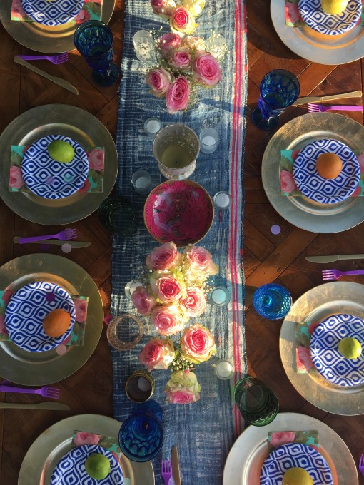 Bohemian Table | Covet Living