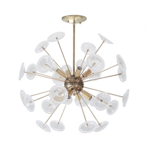 Satellite Chandelier from Dot & Bo | Covet Living