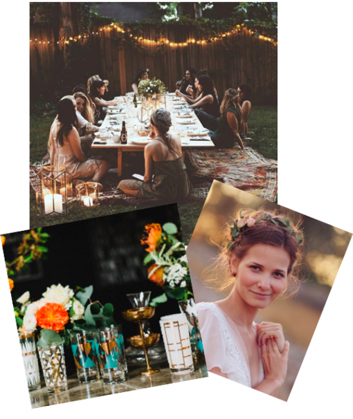 Bohemian Yard Party | Covet Living