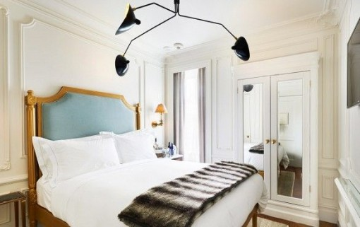 Serge Mouille Light Fixture | Covet Living
