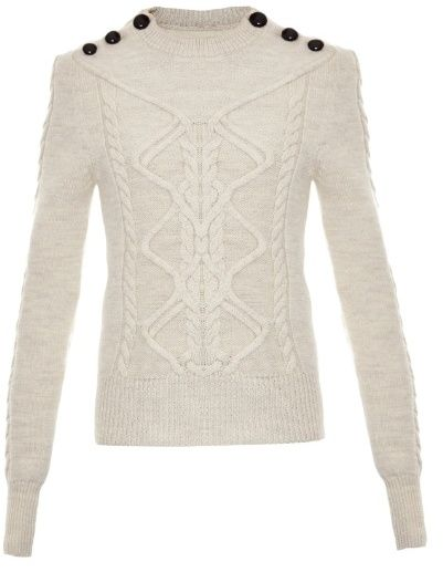 Isabel Marant Sweater | Covet Living