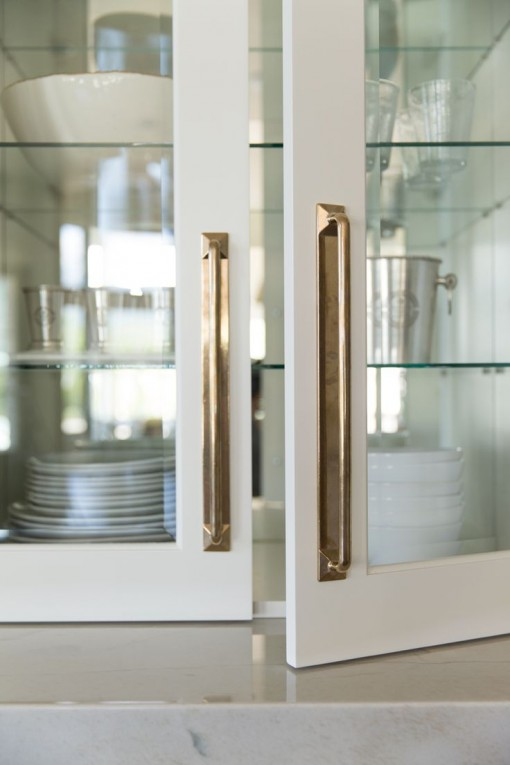 Sweet Brass Cabinet Hardware | Covet Living