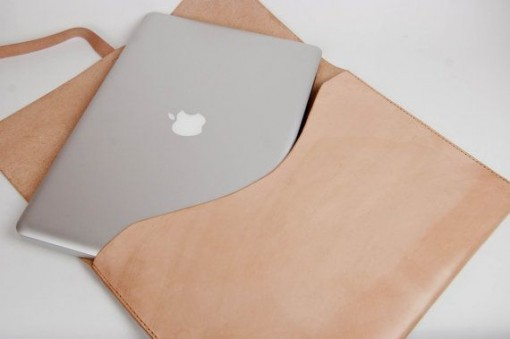 Leather MacBook Pro Case | Covet Living