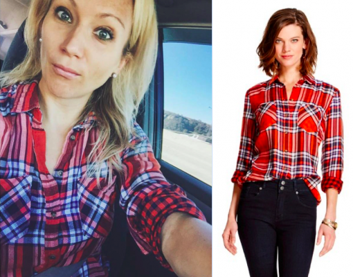 Best Plaid Shirt Ever | Covet Living