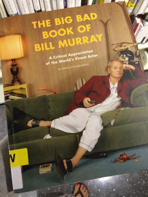Big Bad Book of Bill Murray | Covet Living