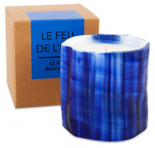 Blue Nuit Candle