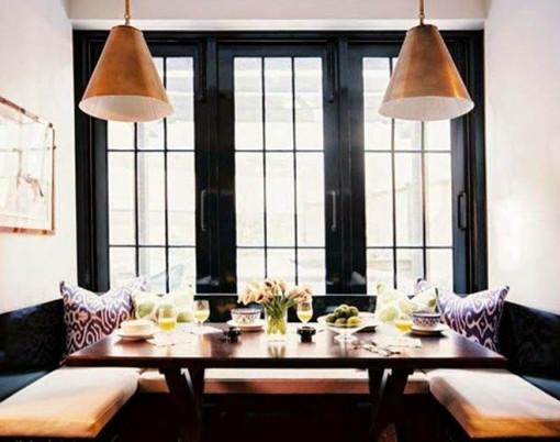 Built-In Bench 3 | Casa Karrie & Tim | Covet Living
