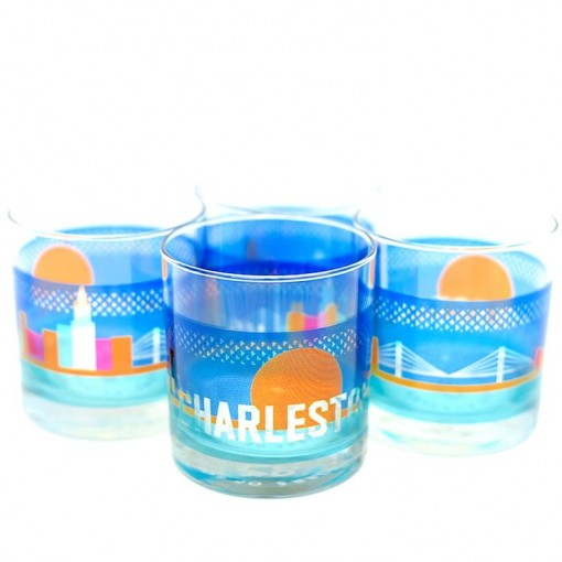Charleston Glasses