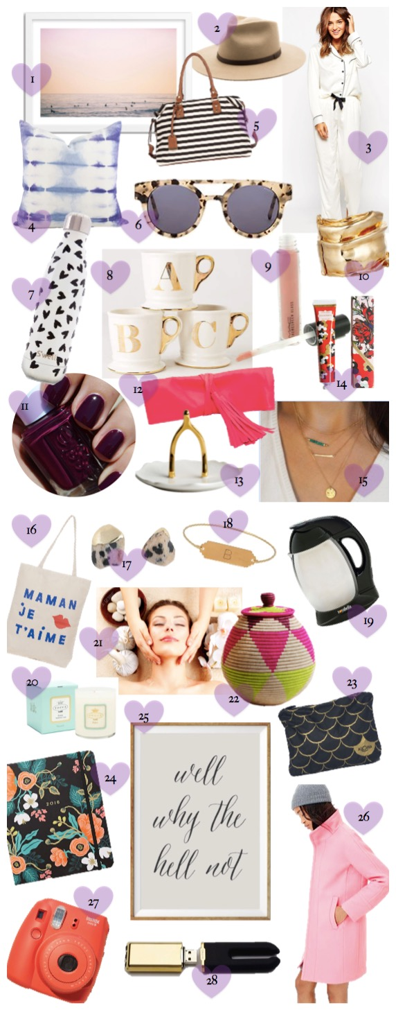 Holiday Gift Guide 2015: For the Gals | Covet Living