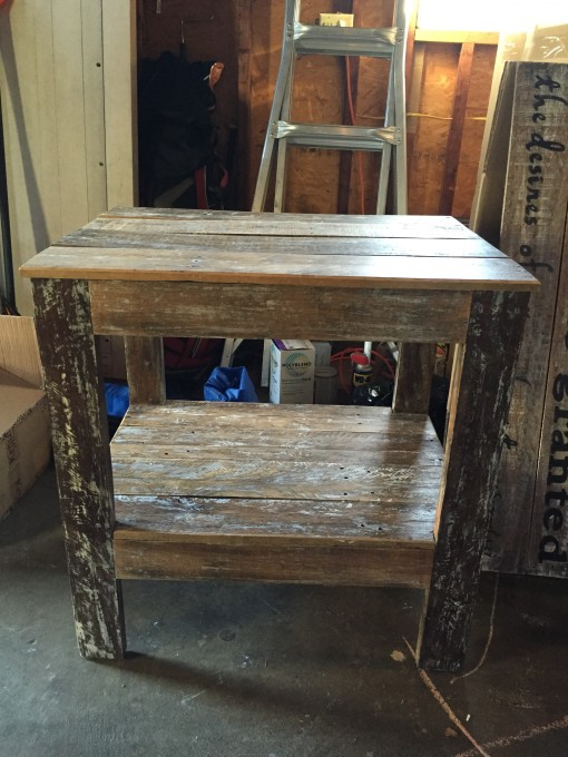 Custom Made Antique Washstand | Covet Living