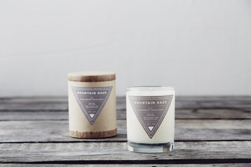 Mountain Haus Candle
