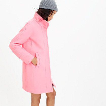 Pink Coat J.crew